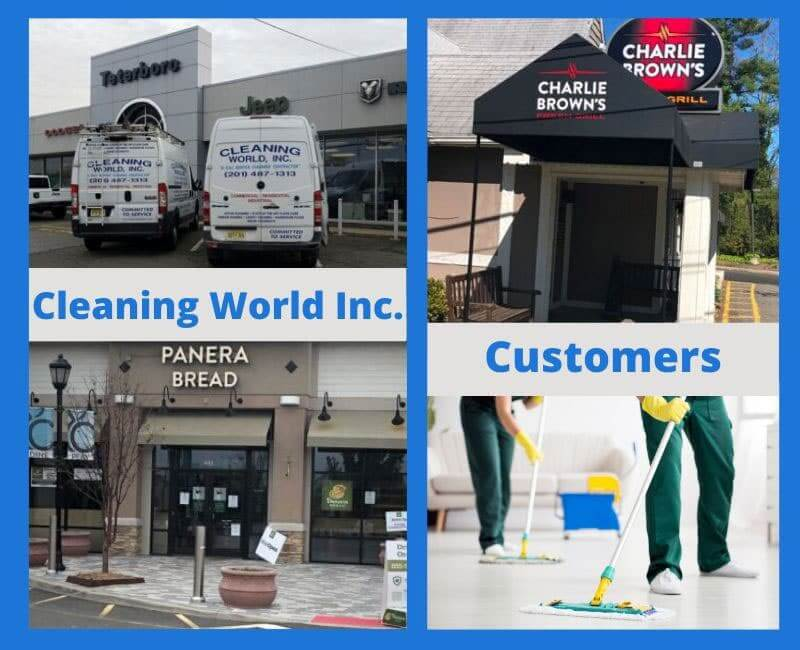 commercial cleaning NJ