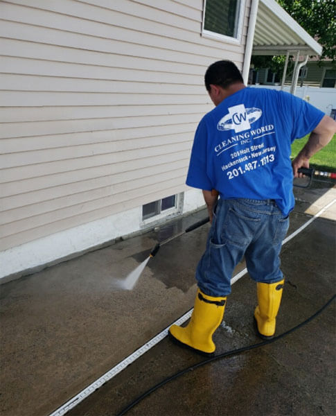 New Jersey power washer
