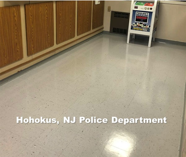 NJ commercial floor cleaning