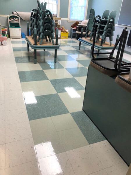 floor waxing NJ