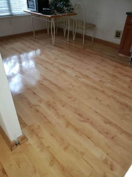 residential floor waxing NJ