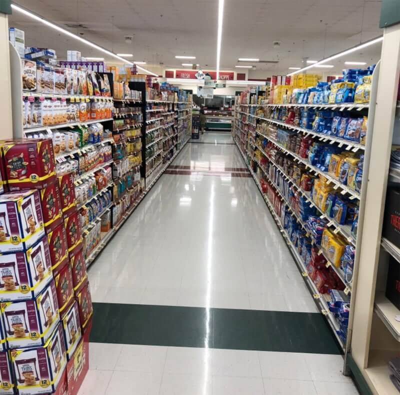 retail cleaning NJ