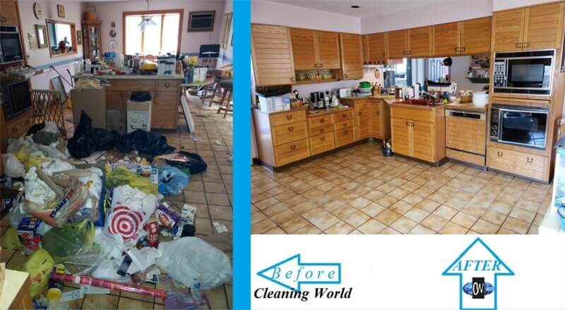 NJ cleaning world heavy duty house cleaning services