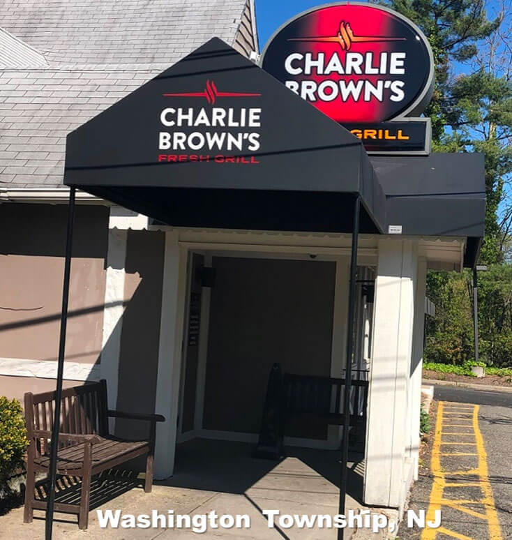 image of charlie brown's restaurant in NJ
