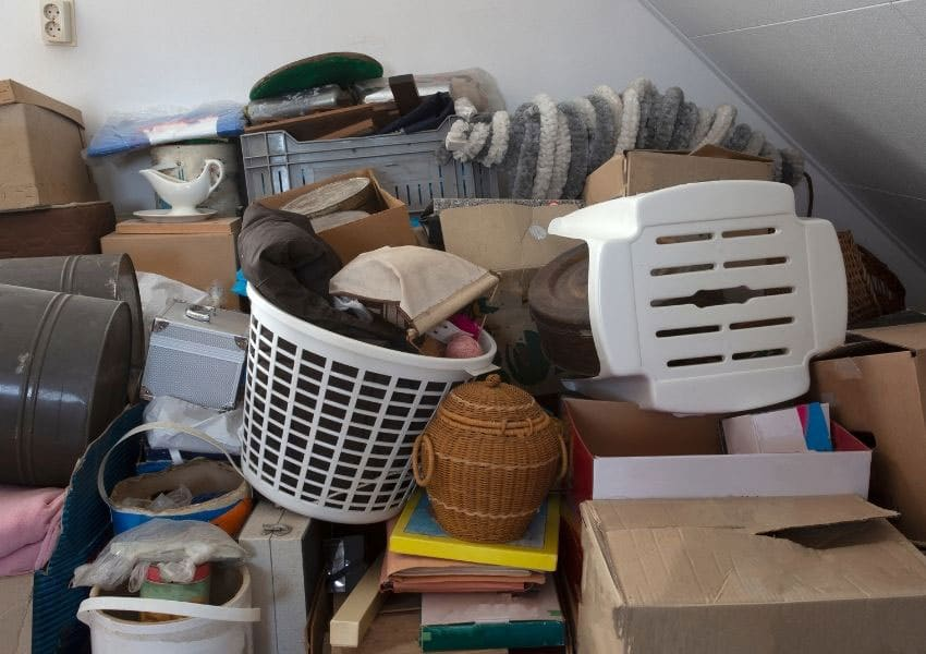 hoarder cleaning picture