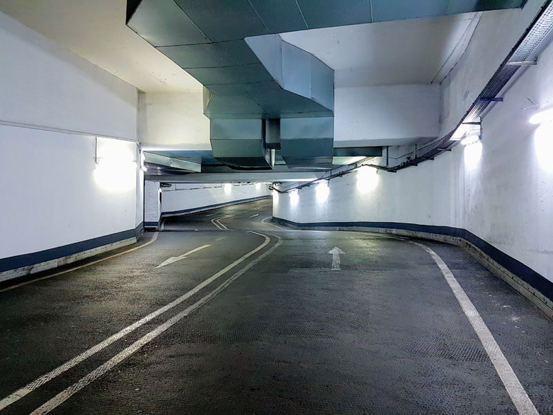 parking garage cleaning NJ