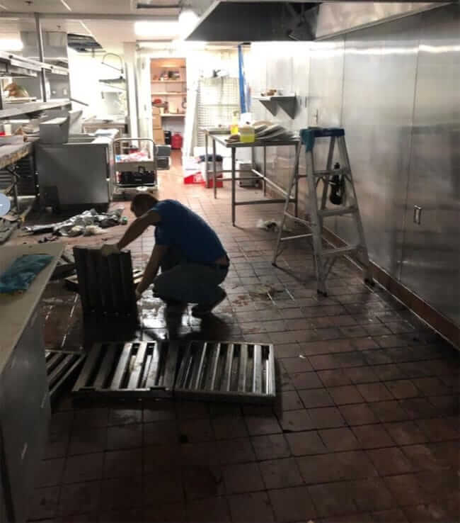 restaurant cleaning services near me