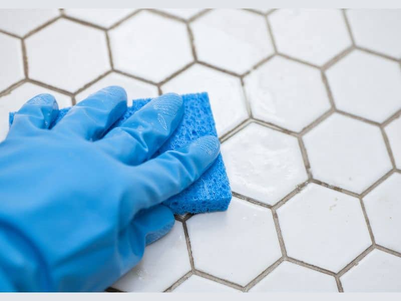 tile and grout cleaning NJ