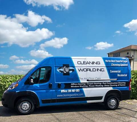 office cleaning Paramus