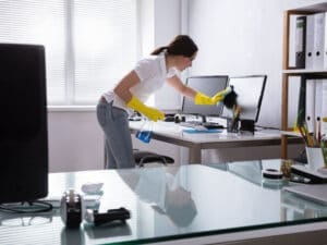 how to find the best office cleaning company