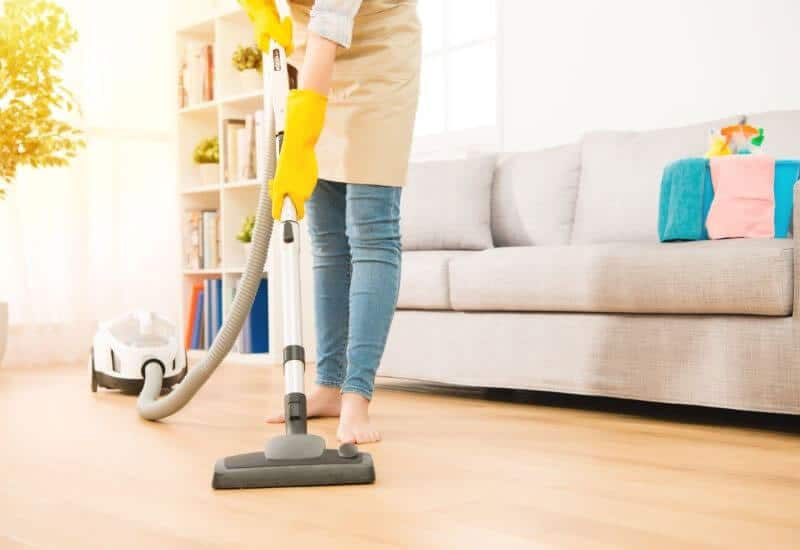 vacuuming tips
