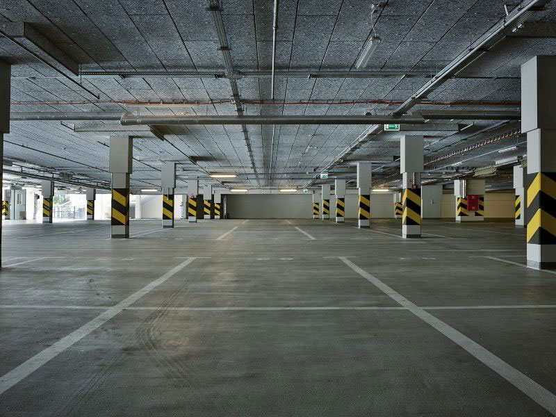 parking garage cleaning services near me