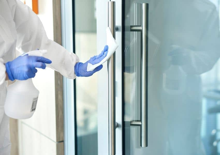 commercial disinfecting NJ