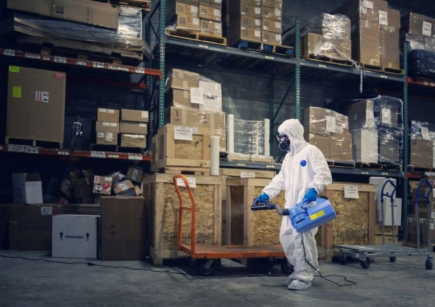 commercial disinfecting services NJ