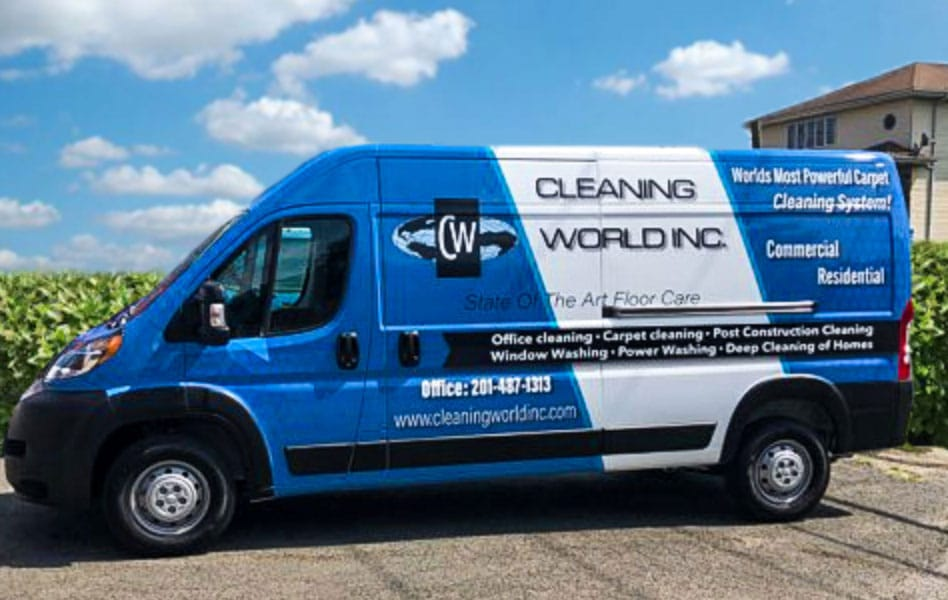 cleaning company near me