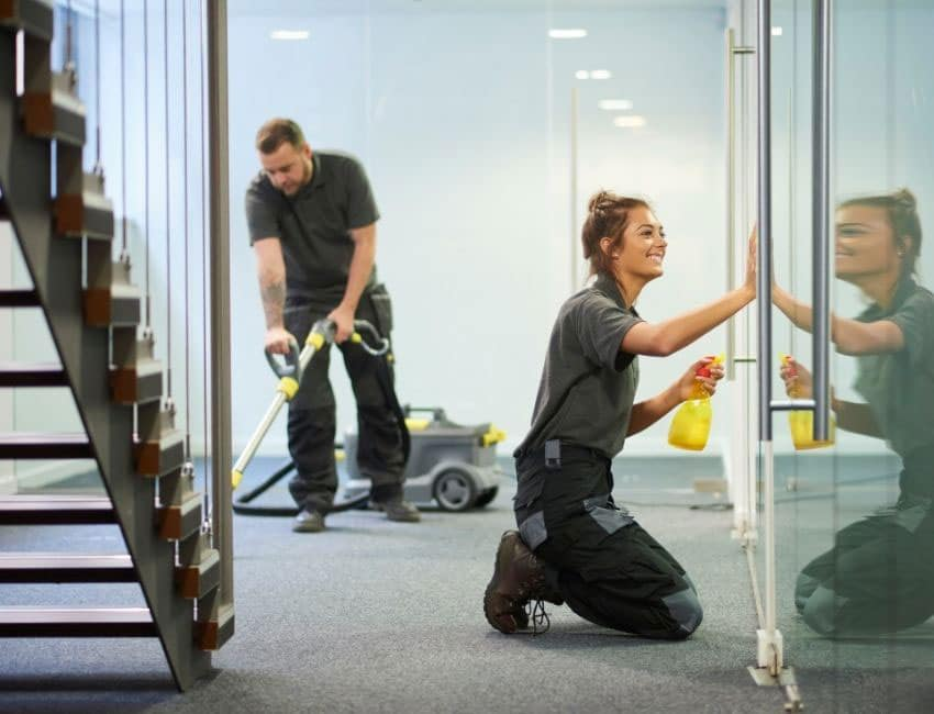 what is commercial deep cleaning