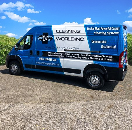 commercial deep cleaning NJ