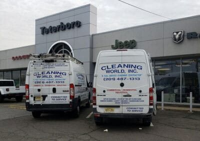 commercial deep cleaning services new jersey