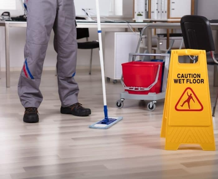 Why office cleaning is important